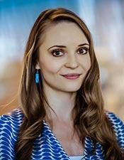Photo of Magda Bahcall, PhD